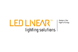 led linear lighting logo