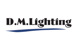D.M.Lighting logo