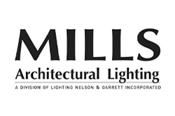 Mills Architectural Lighting logo