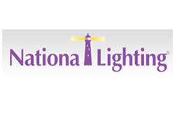 National Lighting logo