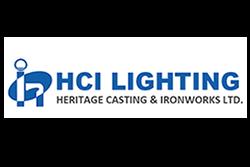 heritage casting and ironworks logo